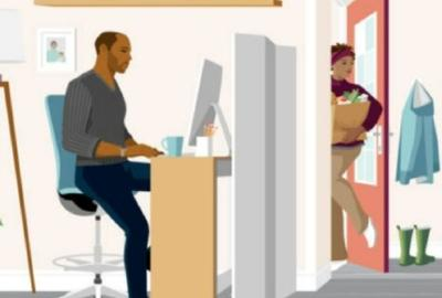 The Hidden Bias of Working From Home